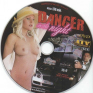 DVD Danger in the night - disk
