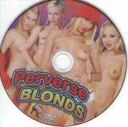 DVD Perverzné blondínky - disk