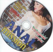 DVD Portugalská spojka: Anal mission - disk
