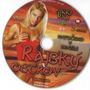 DVD Rajský ostrov - disk
