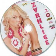 DVD Zvrhlice - disk