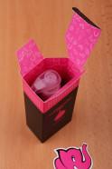 Malina, lubrikačný gél - v krabičke
