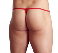 Pánske tangá Sexy Present, zozadu