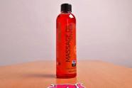 Shiatsu hřejivý masážní olej – focení v prodejně Růžový Slon Havířov