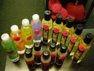 Masážní olej TOYJOY Lavender 250 ml