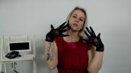 Krajkové rukavičky Lace Gloves, Verča