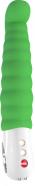 Fun Factory Patchy Paul G5 silikónový vibrátor, zelený