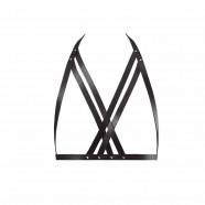 Otvorená podprsenka Bijoux Indiscrets Maze Harness