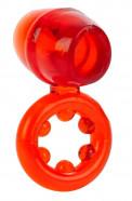 Dvojitý erekční kroužek MaxSupport