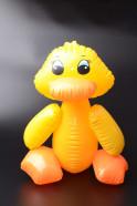 Nafukovacia kačička Mrs. Duck