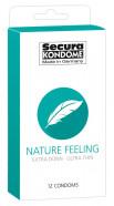 Secura Nature Feeling – ultratenké kondomy (12 ks)