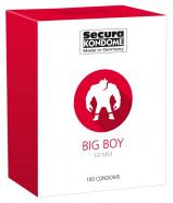 Secura Big Boy – XL kondómy (100 ks)