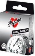 Pepino Long Action 3ks kondómy tlmivé