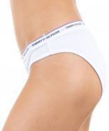 3PACK dámské kalhotky Tommy Hilfiger, Bílé