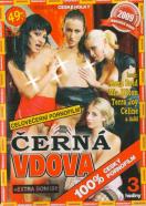 DVD Čierna vdova - české porno