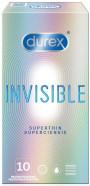Durex Invisible - XL kondómy (10 ks)