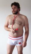 Tester Honza vyskúšal Kostým Sexy Doctor
