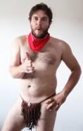 Tester Honza vyskúšal Kostým Sexy Cowboy