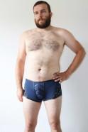 Tester Honza vyzkoušel Modré boxerky s prostřihy George