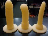 Pripínací penis - sada pre ženy