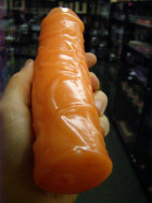 Žart. sviečka penis vosk 18 cm
