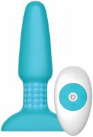 B-Vibe Rimming rotační anální kolík + dárek anální gel 27 ml