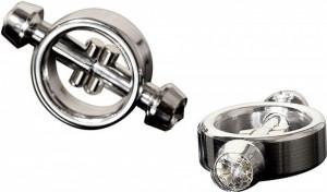 Svorky na bradavky Magnetic Diamond