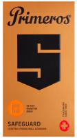 Primeros Safeguard – zesílené kondomy (12 ks)