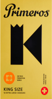 Primeros King Size – XL kondomy (12 ks)