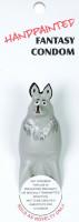 ERCO Wolf žertovný kondom