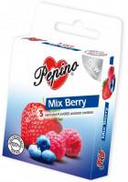 Pepino Mix Berry – ochucené kondomy (3 ks)