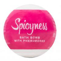 Obsessive šumivá bomba s feromónmi Spicyness