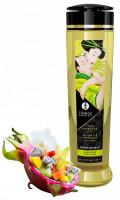 Shunga Irresistible masážní olej asijské ovoce (240 ml)