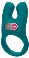Fun Factory NOS vibračný erekčný krúžok + darček dezinfekcia Toycleaner 75 ml