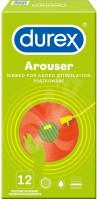 Durex Arouser – vroubkované kondomy (12 ks)