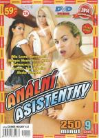 DVD Anální asistentky