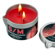 Svíčka SM Wax Play + dárek šimrátko