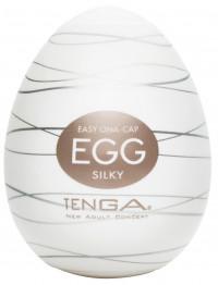 Tenga Egg Silky masturbátor
