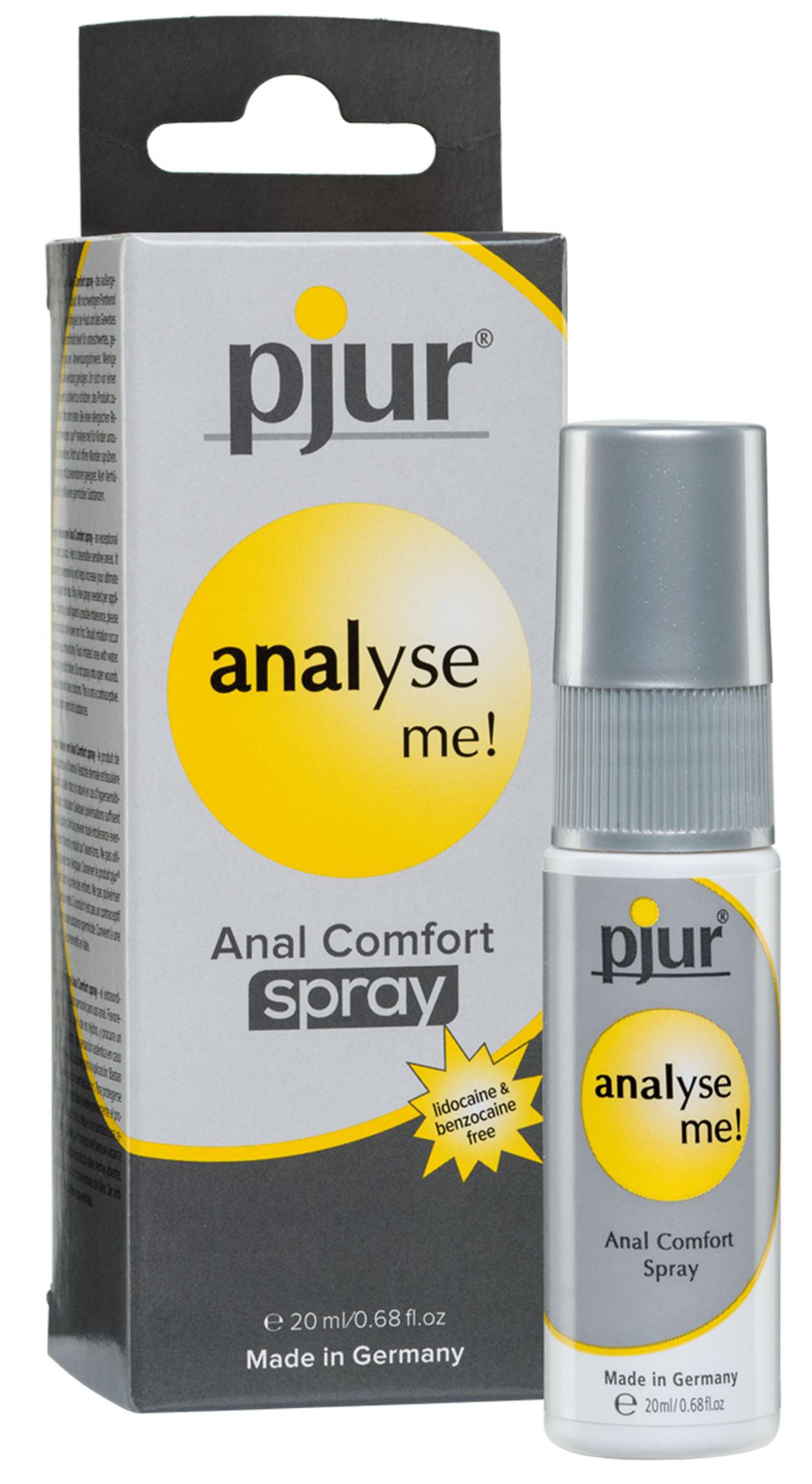 Pjur lubrikační sprej ANALyse me! (20 ml)